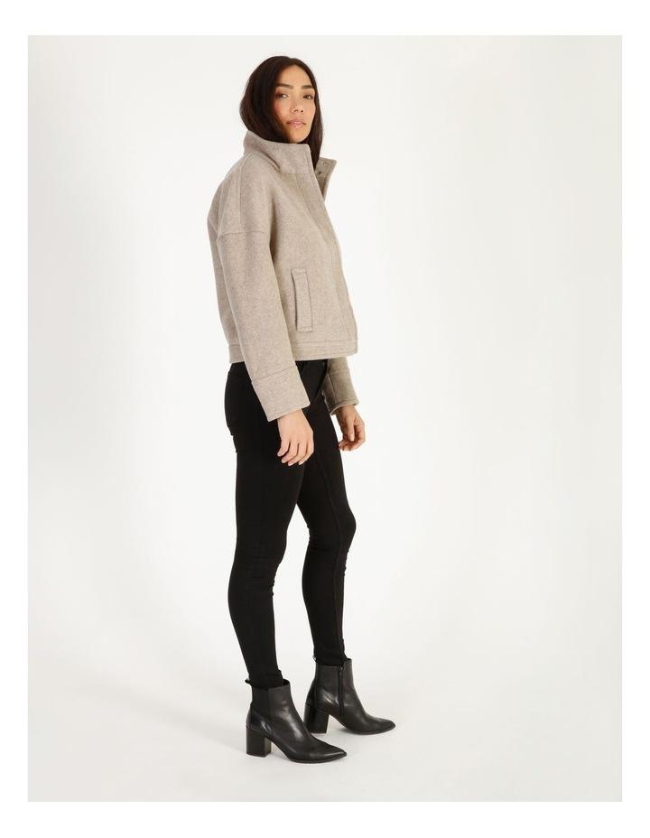 Noranorway Short Wool Jacket image 2