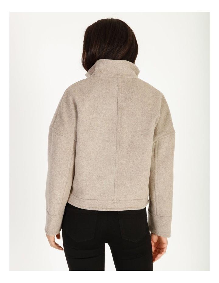Noranorway Short Wool Jacket image 3