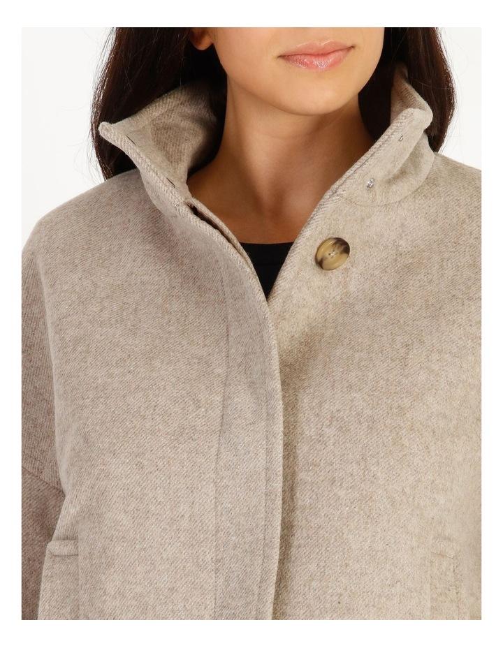 Noranorway Short Wool Jacket image 4