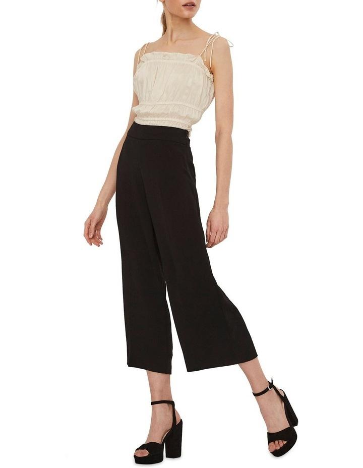 Etha Culotte Black Pant image 3
