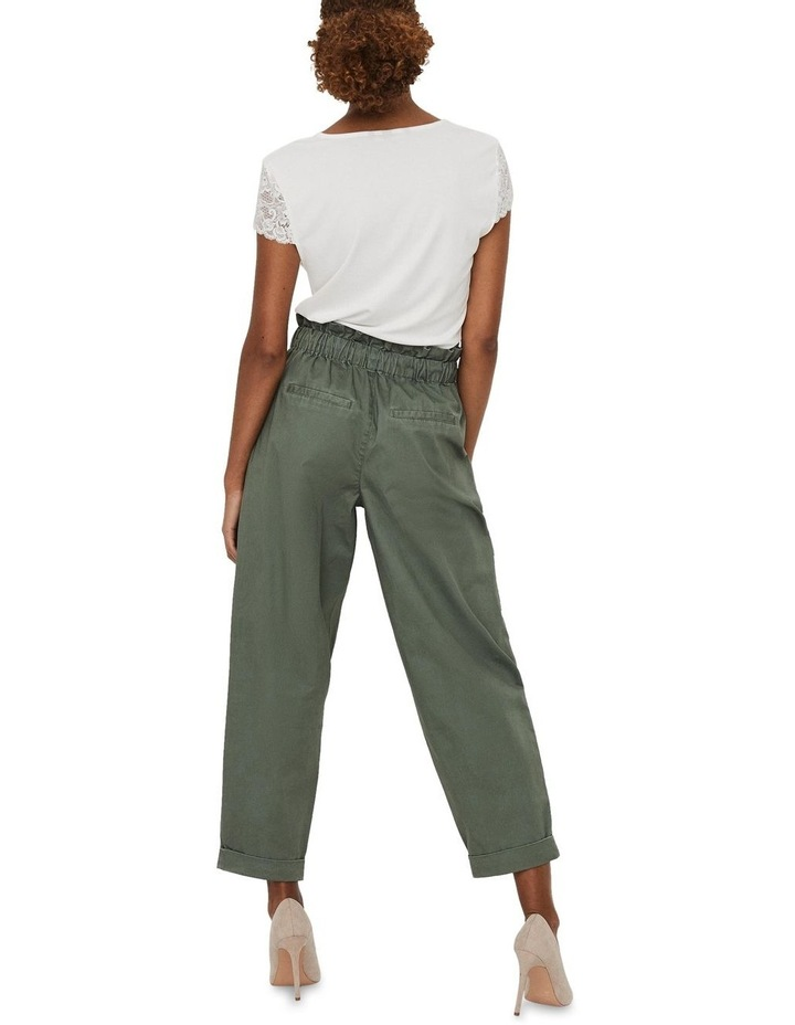 Evany Loose-String Ankle Pants image 2