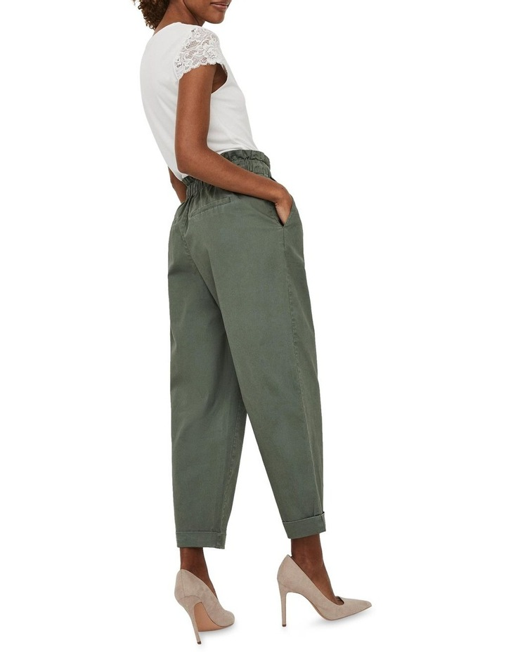 Evany Loose-String Ankle Pants image 3