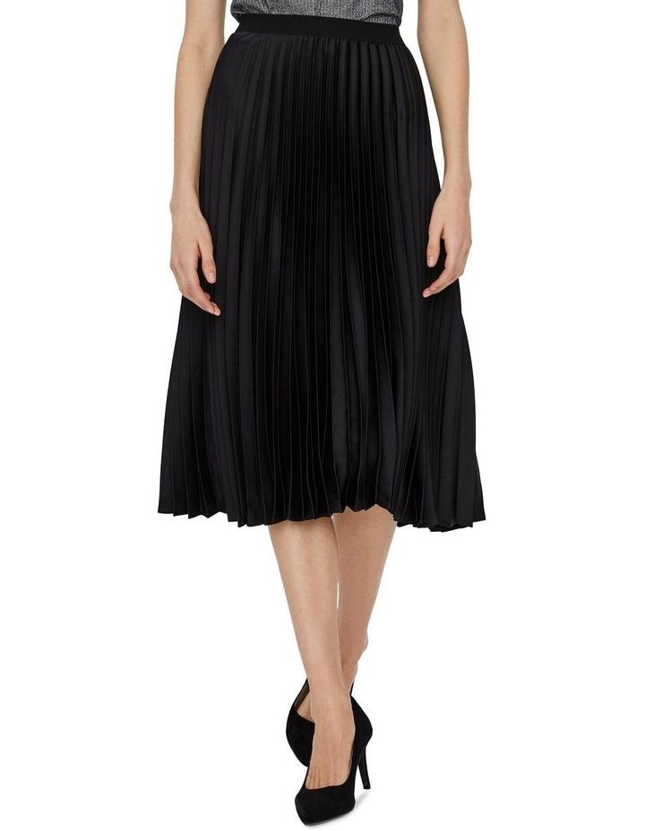 Kendalyn High Waisted Calf Skirt image 1