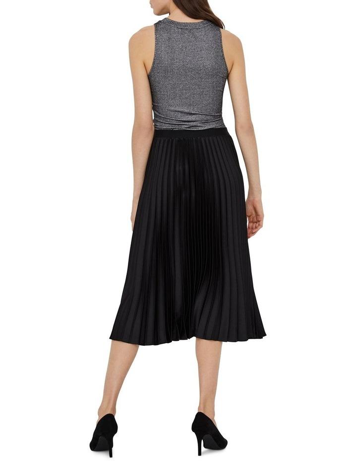 Kendalyn High Waisted Calf Skirt image 2