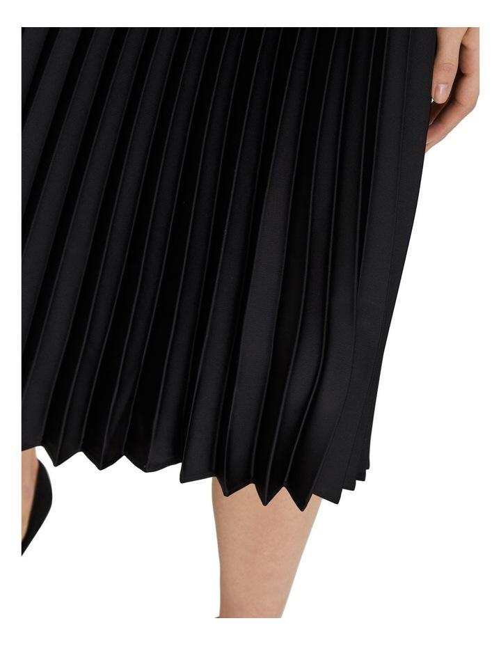 Kendalyn High Waisted Calf Skirt image 5