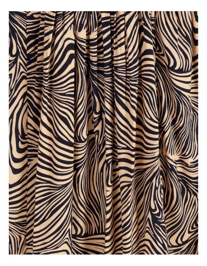 Gea High-Waist Calf Skirt image 6