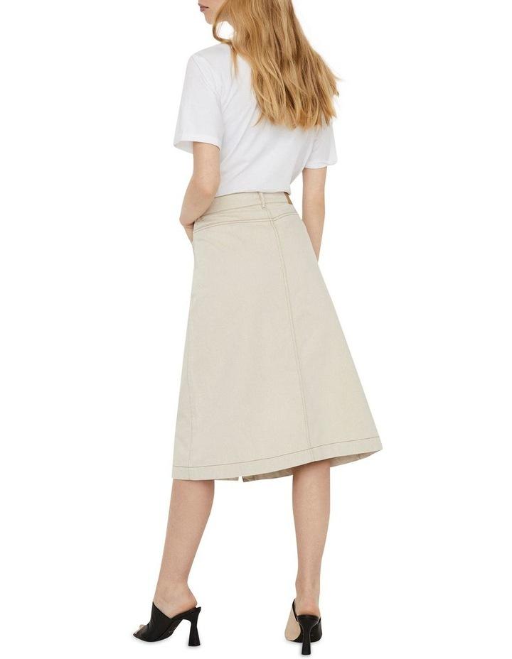 Muna Maxi Denim Skirt image 3