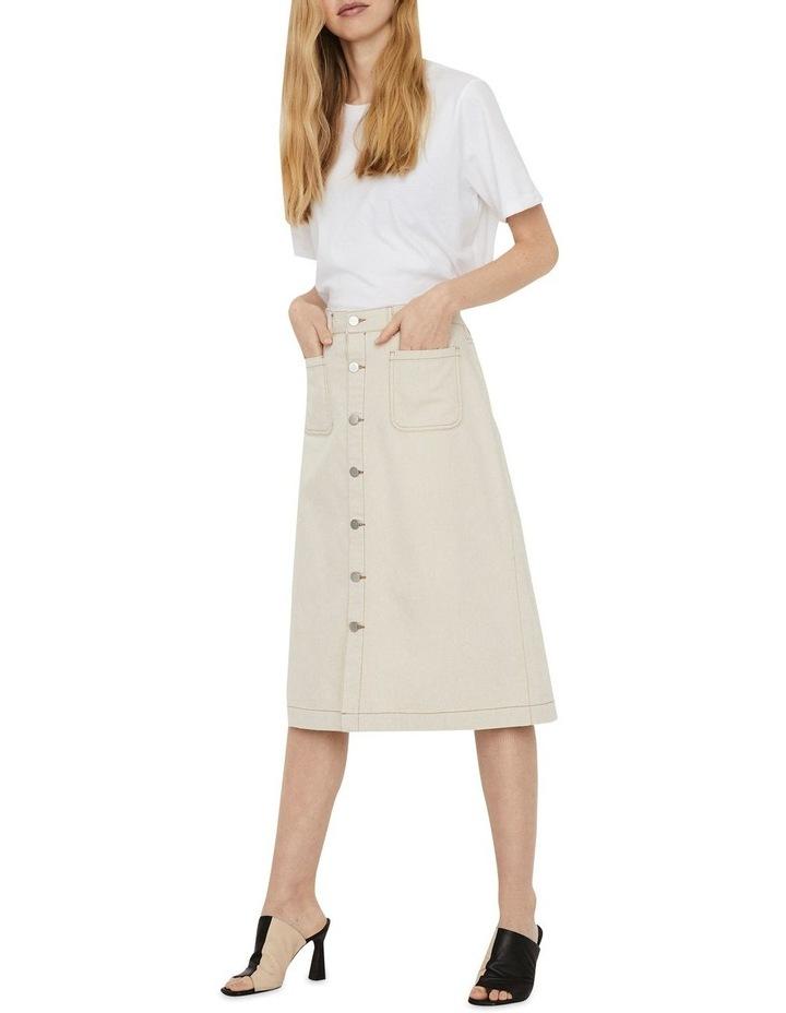 Muna Maxi Denim Skirt image 4