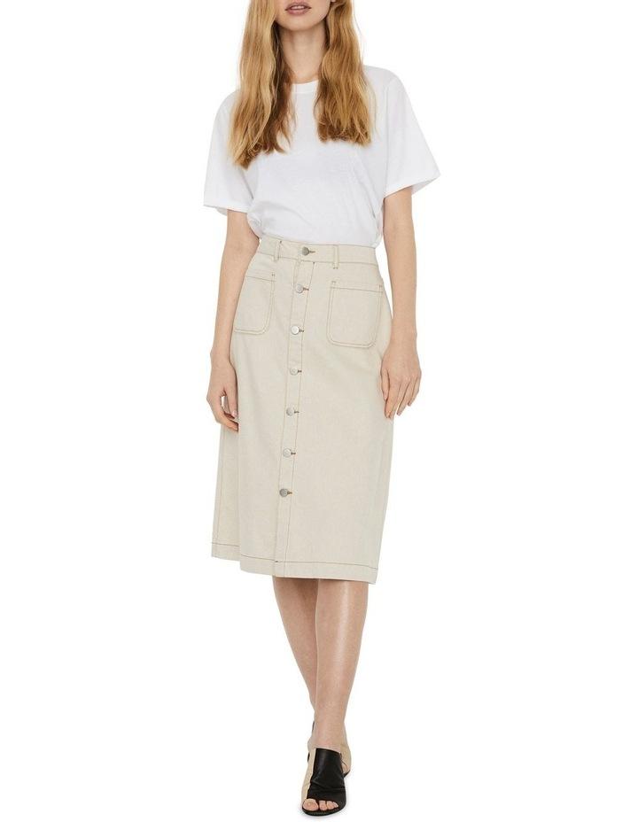 Muna Maxi Denim Skirt image 5