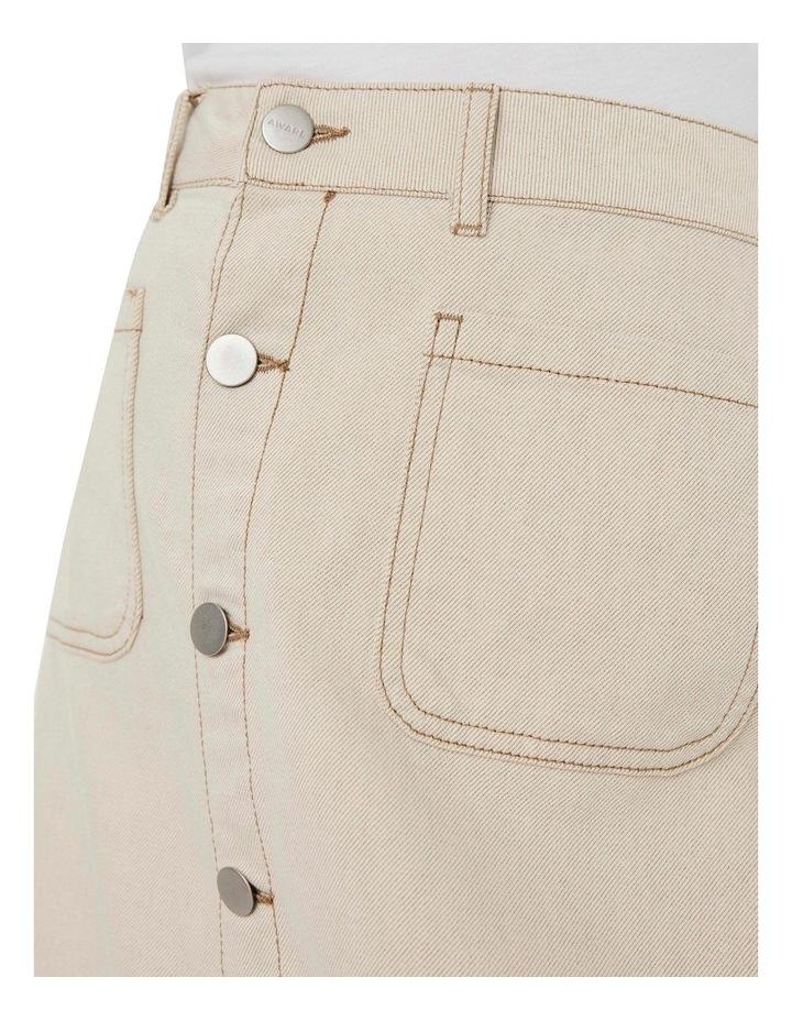 Muna Maxi Denim Skirt image 6