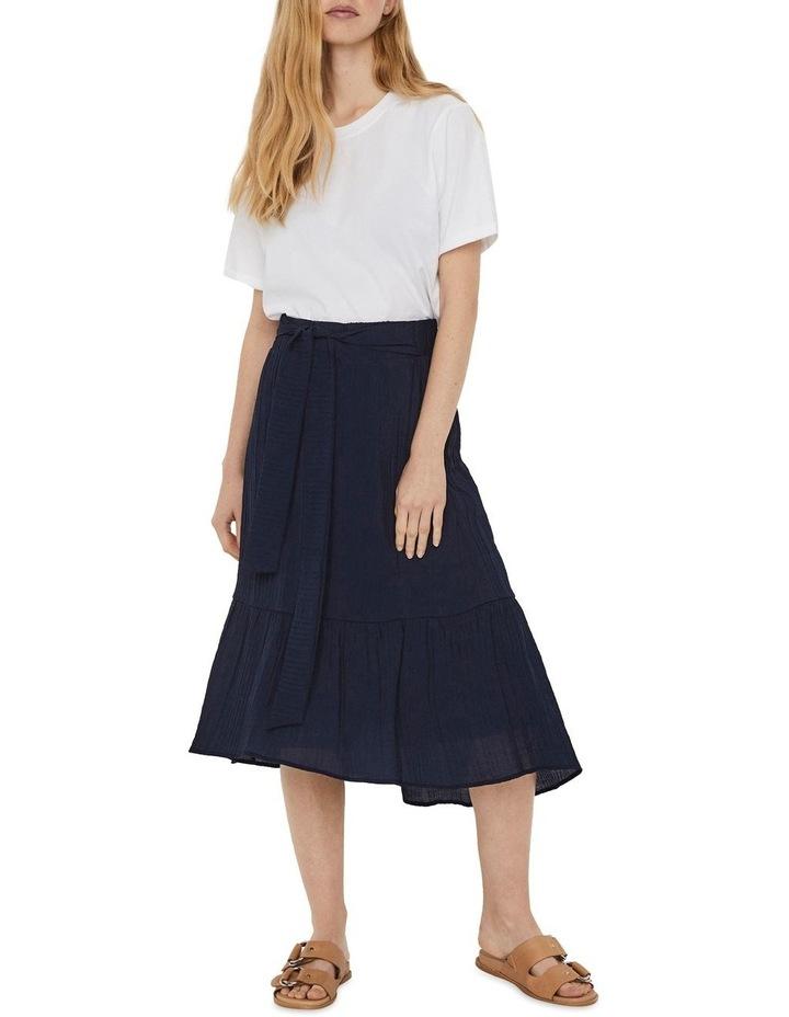 Hajija Calf Skirt image 2