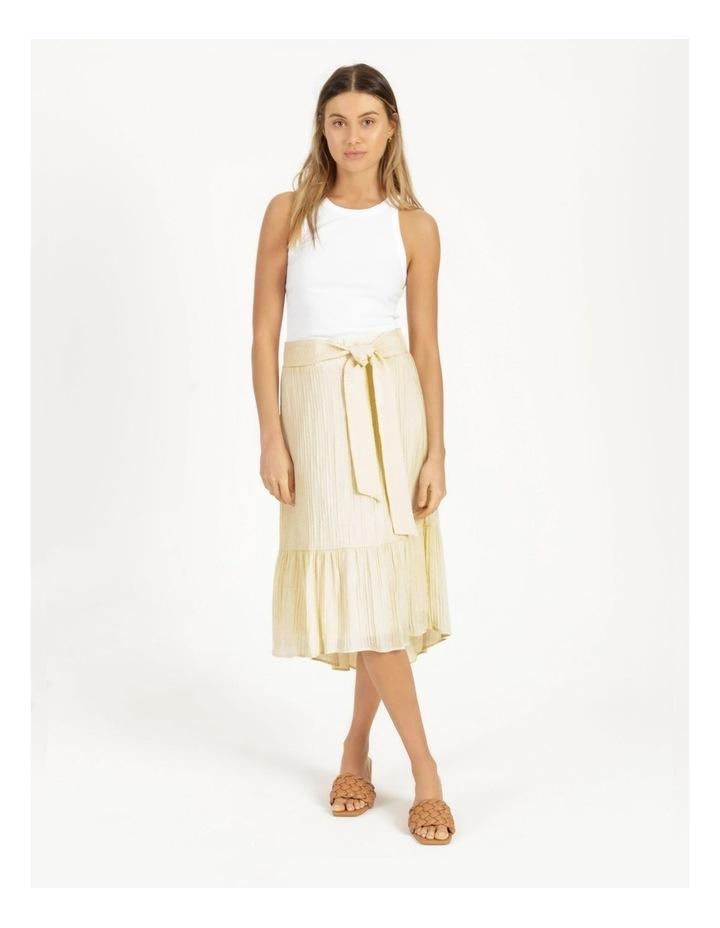 Hajija Calf Skirt image 1