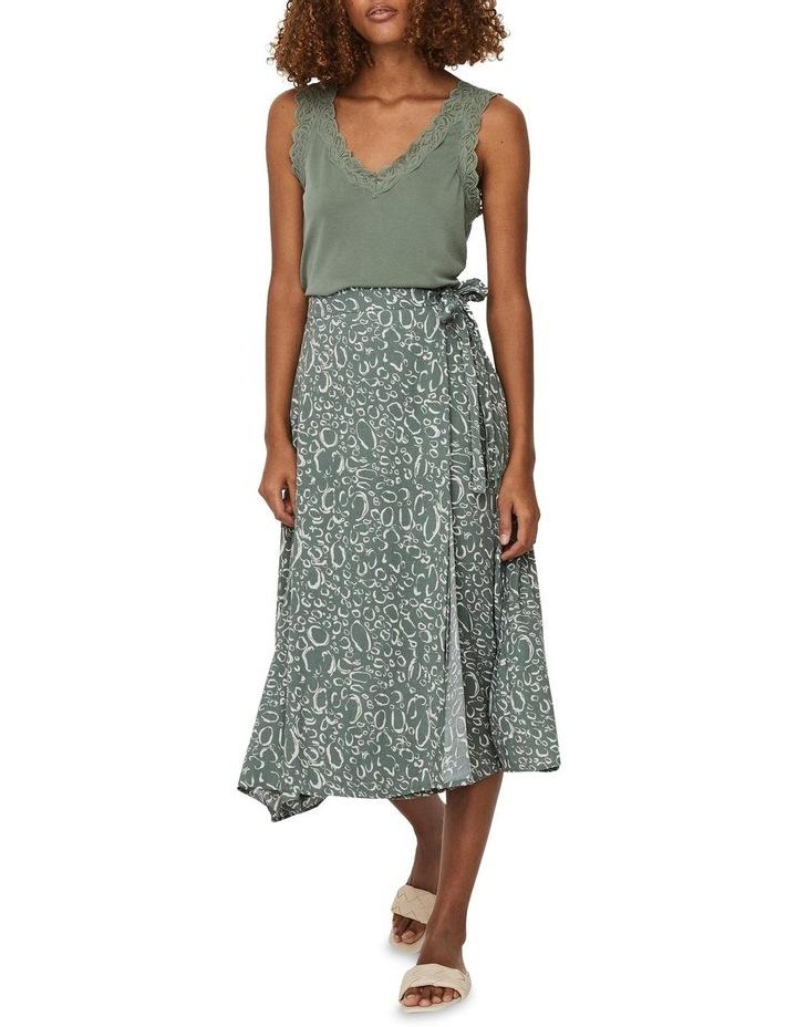 Liva Calf Skirt image 3