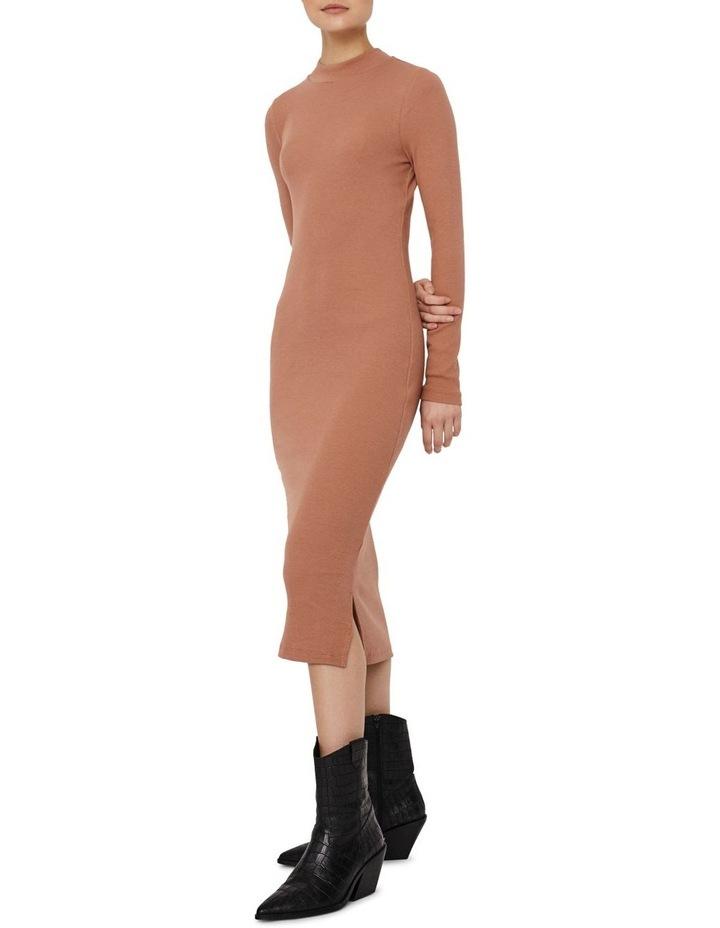 Harriet Long Sleeve High Neck Dress image 4
