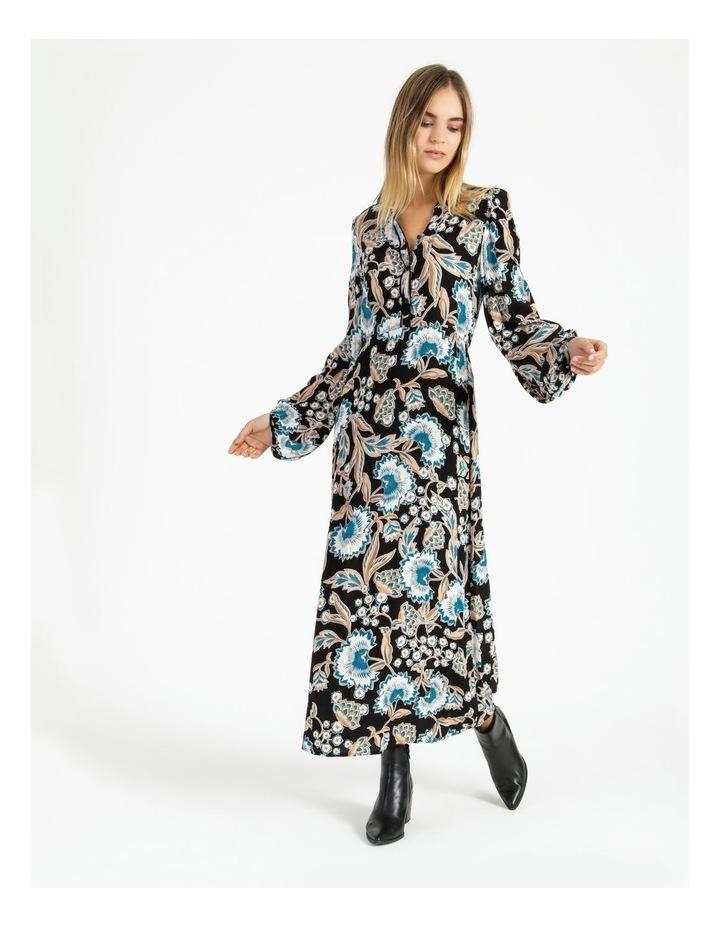 Lola Long Sleeve Ankle Dress image 1