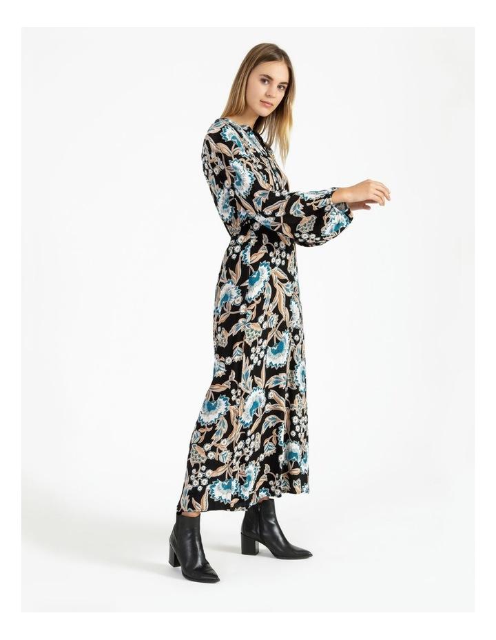 Lola Long Sleeve Ankle Dress image 3