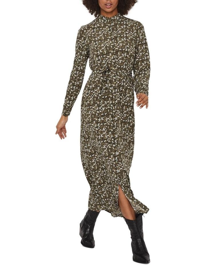 Josephine Long Sleeve Shirt Dress image 1