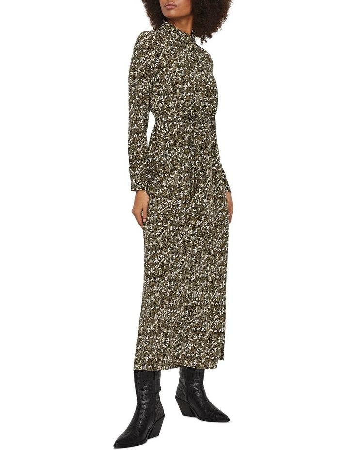 Josephine Long Sleeve Shirt Dress image 3