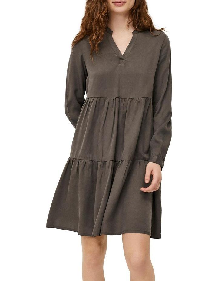 Viviana Short Tiered Tunic Dress image 1