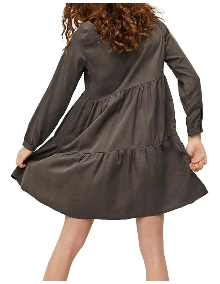 Viviana Short Tiered Tunic Dress image 2