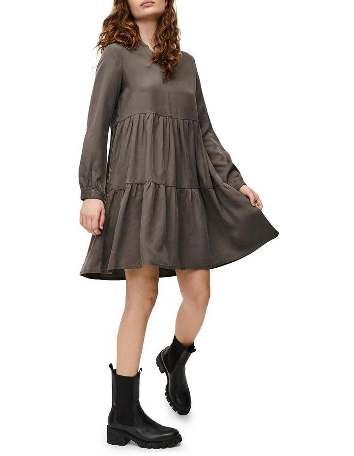 Viviana Short Tiered Tunic Dress image 3