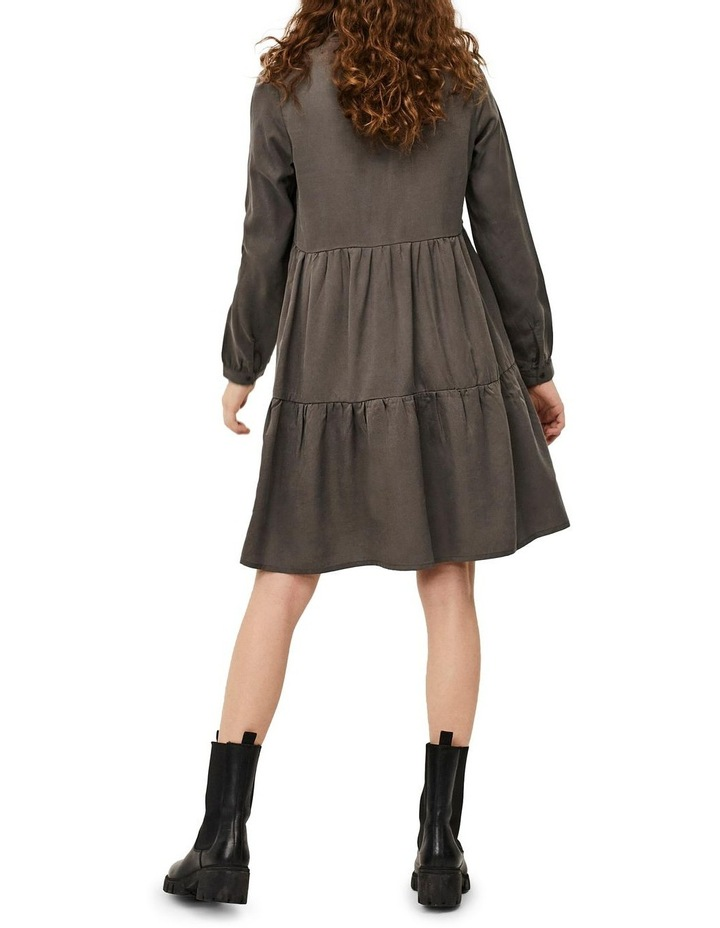 Viviana Short Tiered Tunic Dress image 4