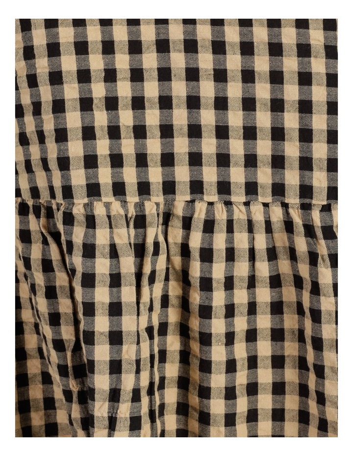 Fillipa 7/8 V-Neck Calf Dress image 7