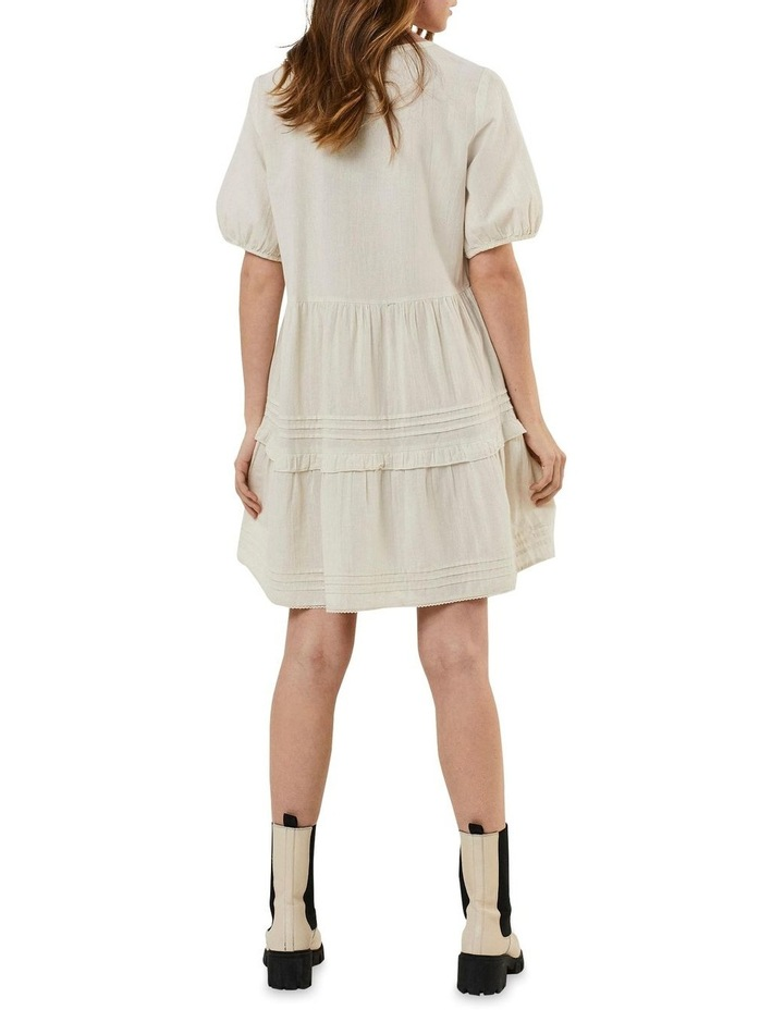 Ibia Embroidered Short Dress image 2