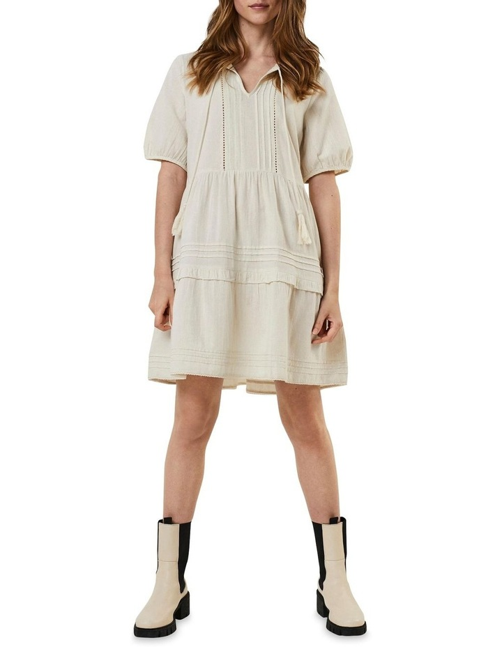 Ibia Embroidered Short Dress image 4