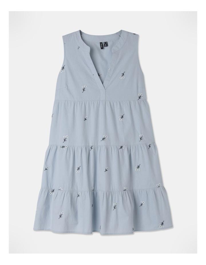 Cora Embroidered Tunic Dress image 1