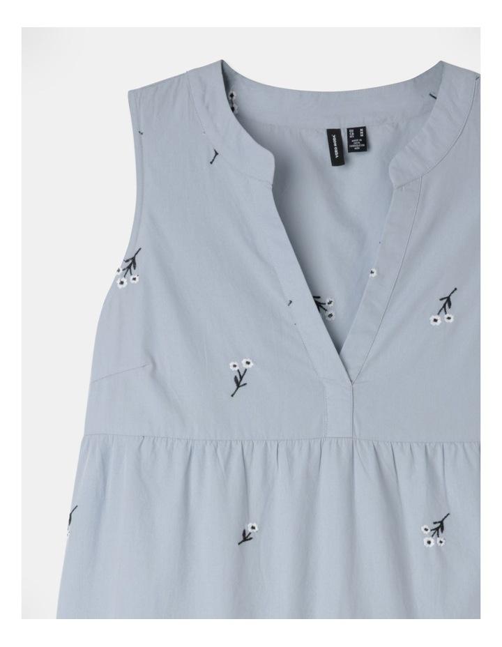 Cora Embroidered Tunic Dress image 2
