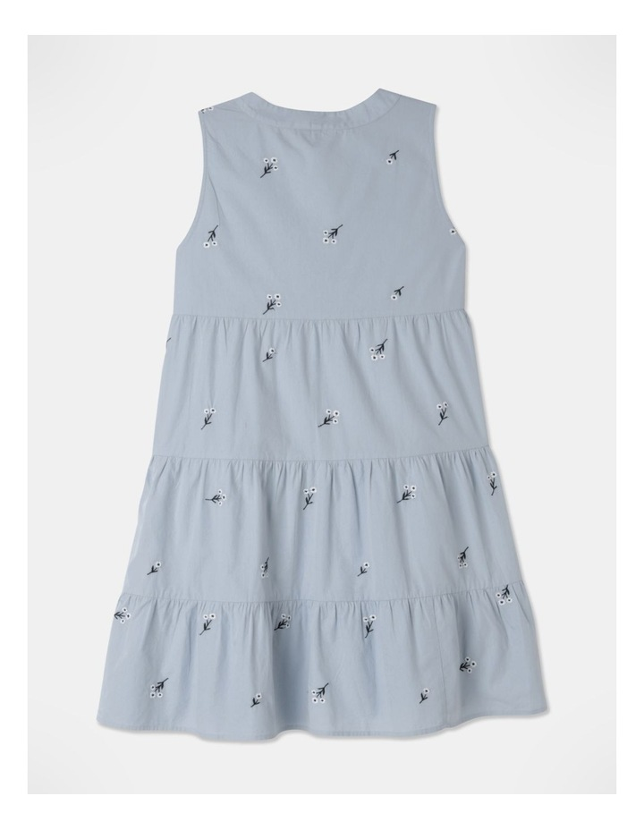 Cora Embroidered Tunic Dress image 3