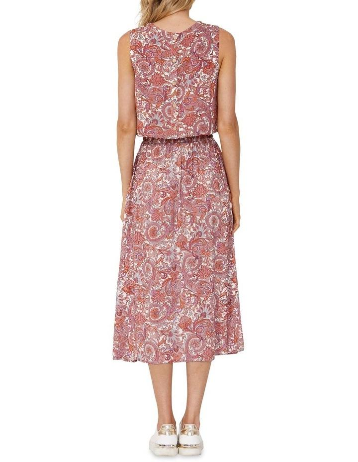 Raina Paisley Midi Skirt image 2
