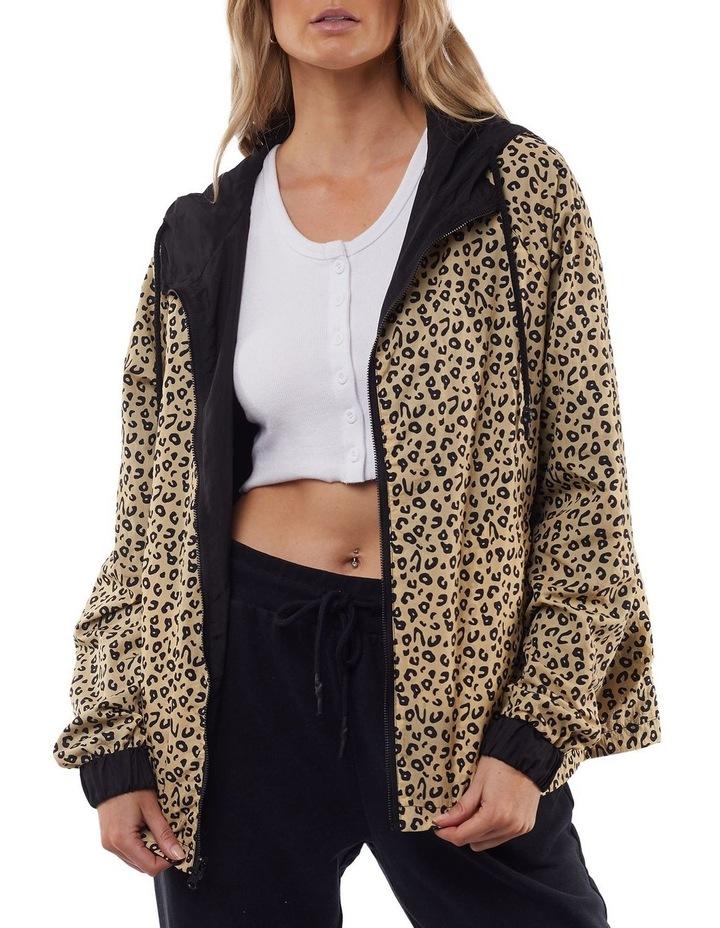 Leopard Reversible Spray Jacket image 1