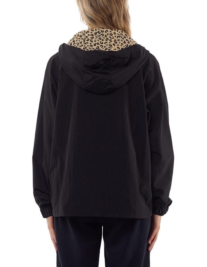 Leopard Reversible Spray Jacket image 3