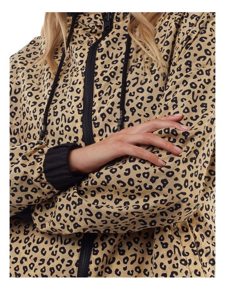 Leopard Reversible Spray Jacket image 5