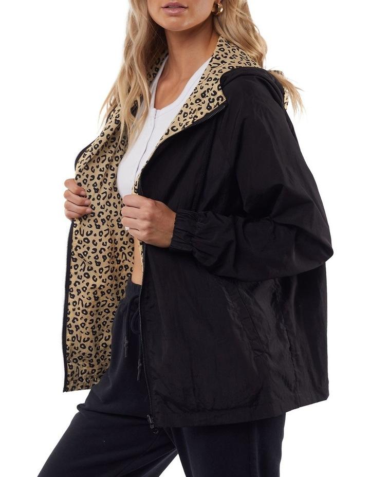 Leopard Reversible Spray Jacket image 6