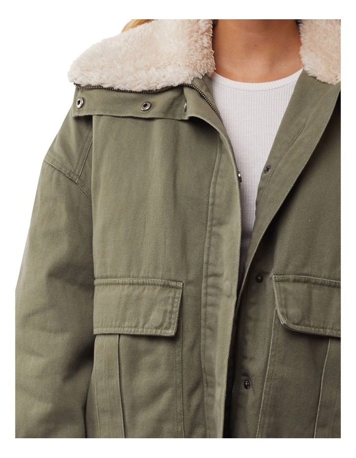 Utility Sherpa Jacket image 4