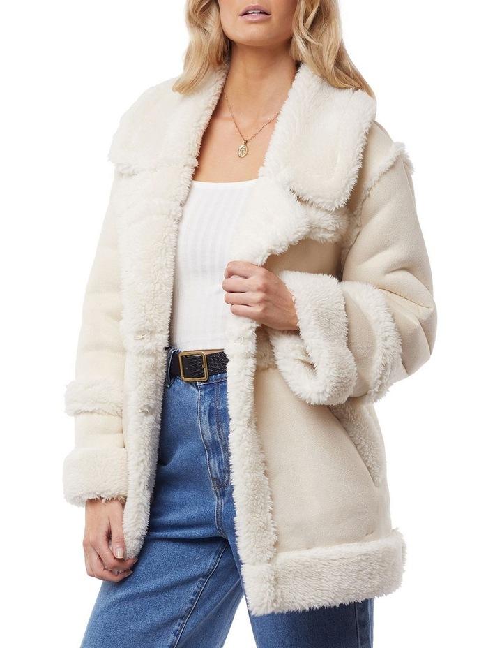 70's Shearling Jacket image 2