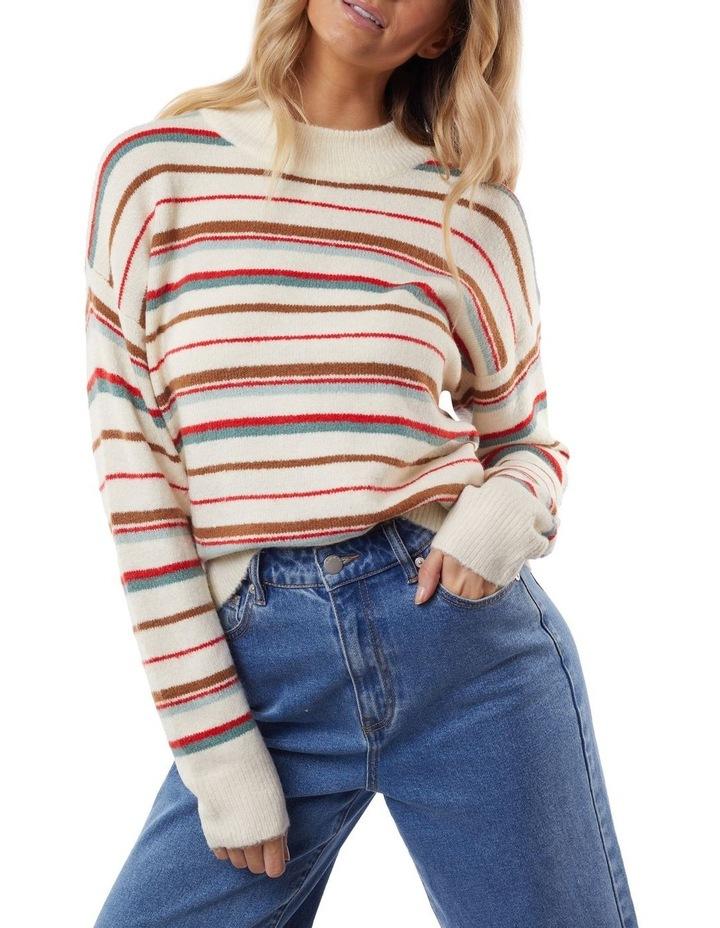 Riley Stripe Knit image 1