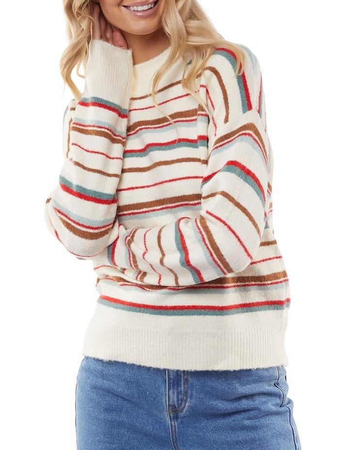 Riley Stripe Knit image 2
