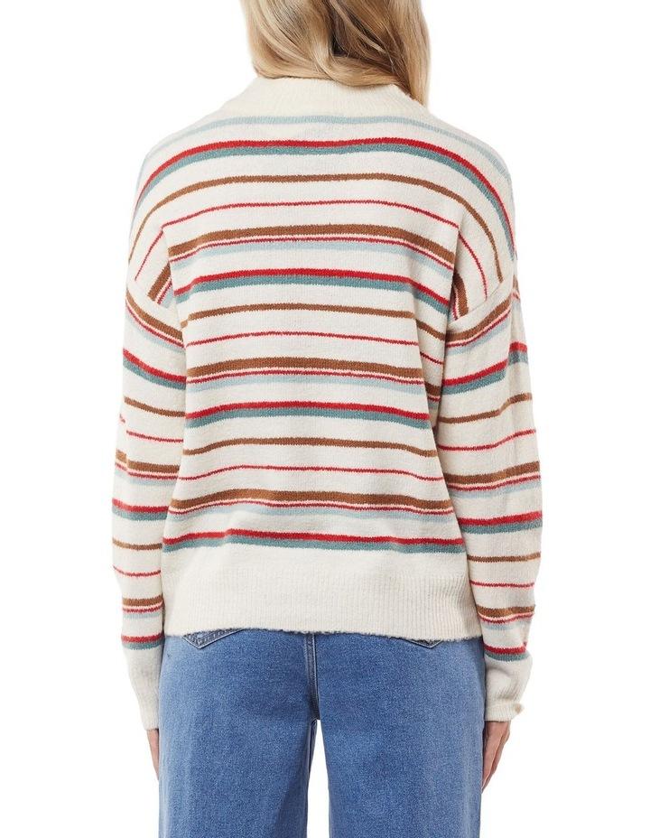 Riley Stripe Knit image 3