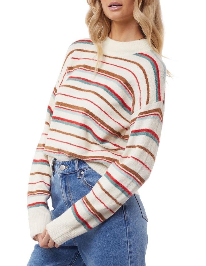 Riley Stripe Knit image 4