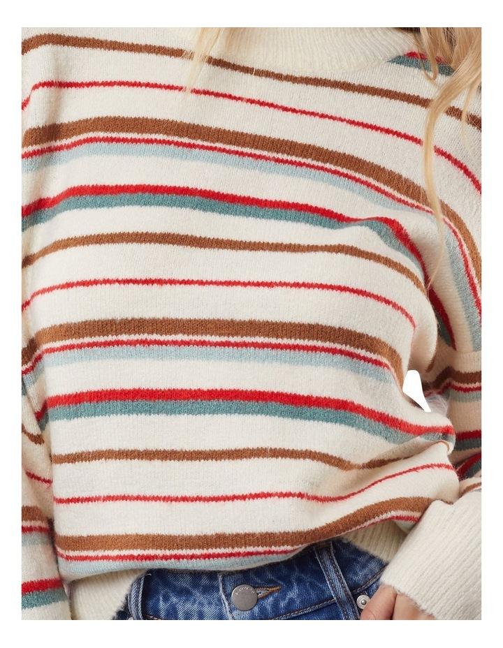 Riley Stripe Knit image 5