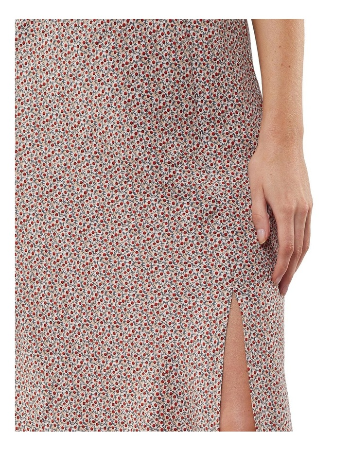 Floret Midi Skirt image 3