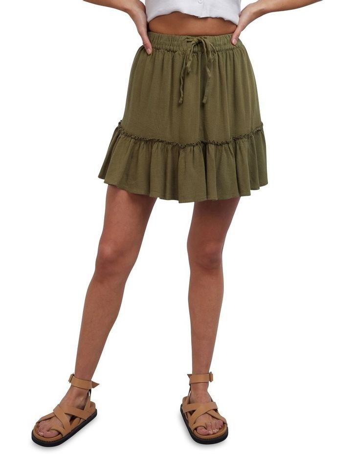 Savanna Washed Skirt image 1