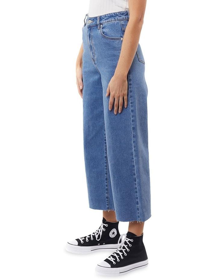 Charlie Denim High Rise Wide Leg Jean image 2