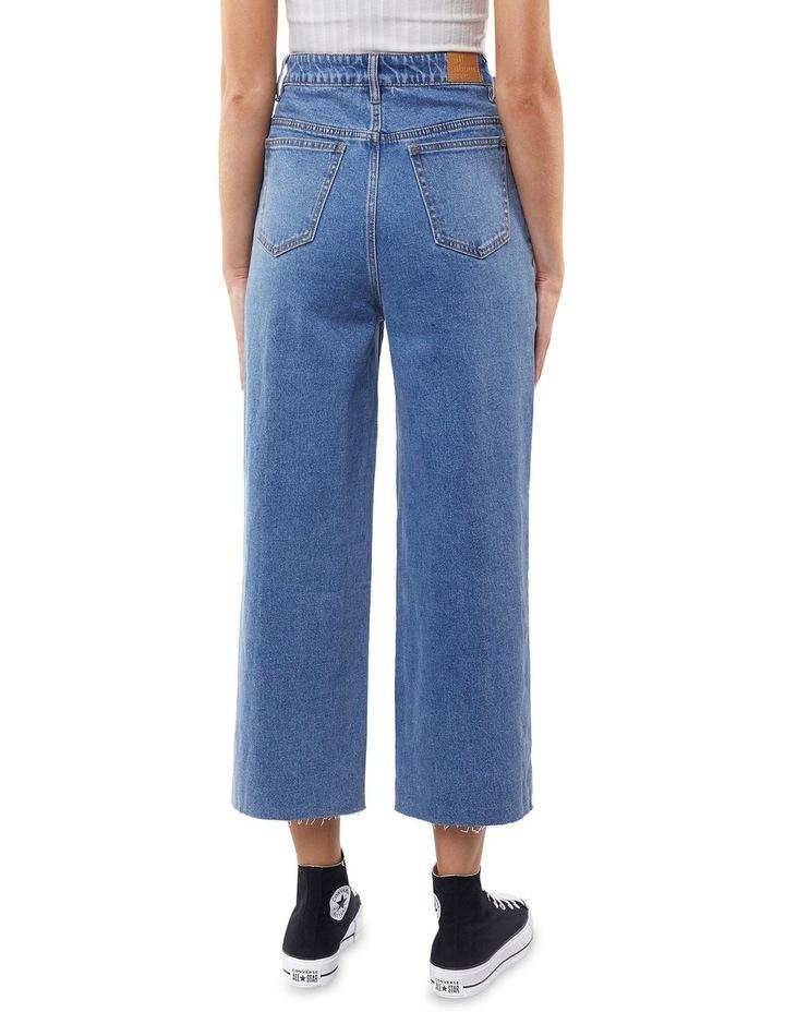 Charlie Denim High Rise Wide Leg Jean image 3