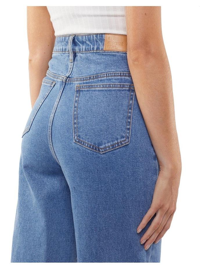 Charlie Denim High Rise Wide Leg Jean image 4