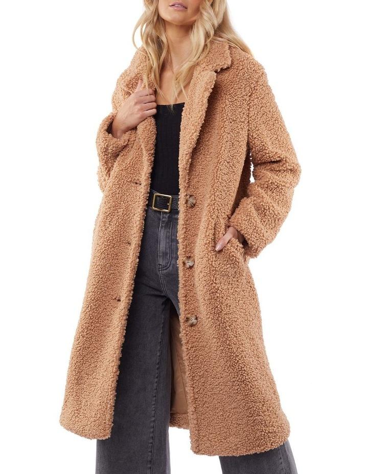 Elsie Teddy Coat image 1